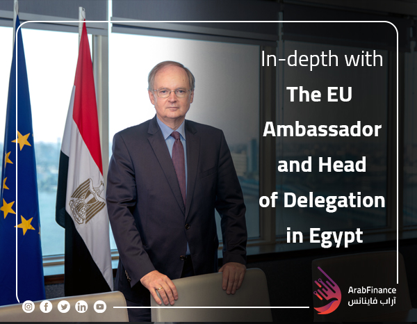 Christian Berger EU Delegation in Egypt